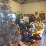 There were lots of stalls selling wonderful things