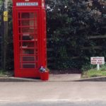 Our lovely phonebox