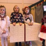 Children in fancy dress costumers